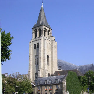 Eglise Saint Germain des Prés
